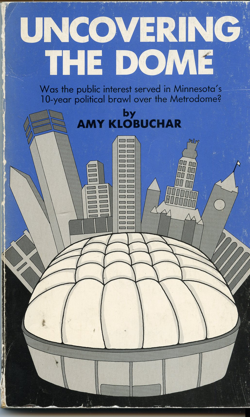 Klobuchar, book cover