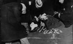 ligget murder, december 9, 1935, newspaper morgue files, hclib, rita y
