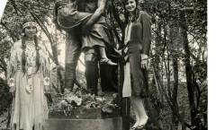 Smaller version, Minnehaha park photo, Minneapolis newspaper photos, special collections, hclib001