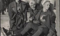 Members of the Powderhorn Skating Club, January, 1947.