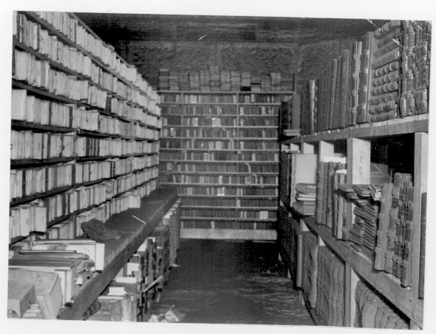 Lost neighborhoods and forgotten archives for Fourth floor records