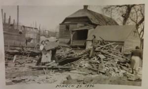 demolition, march 25, 1936