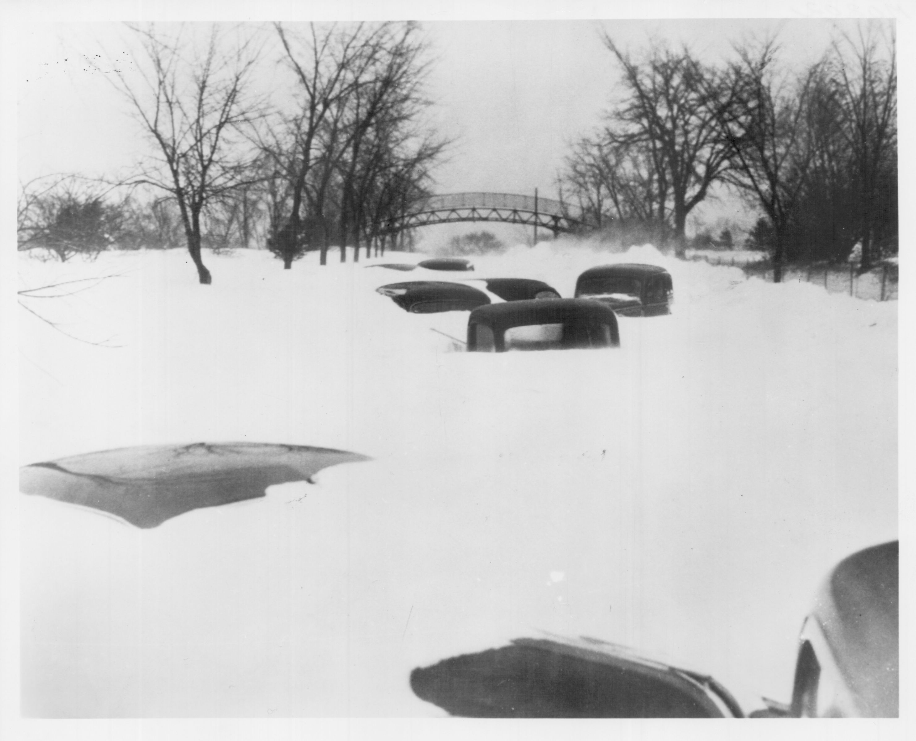 smaller version, armistice day blizzard, 1940, hclib