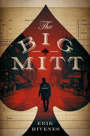the big mitt, hhm, rivenes book cover