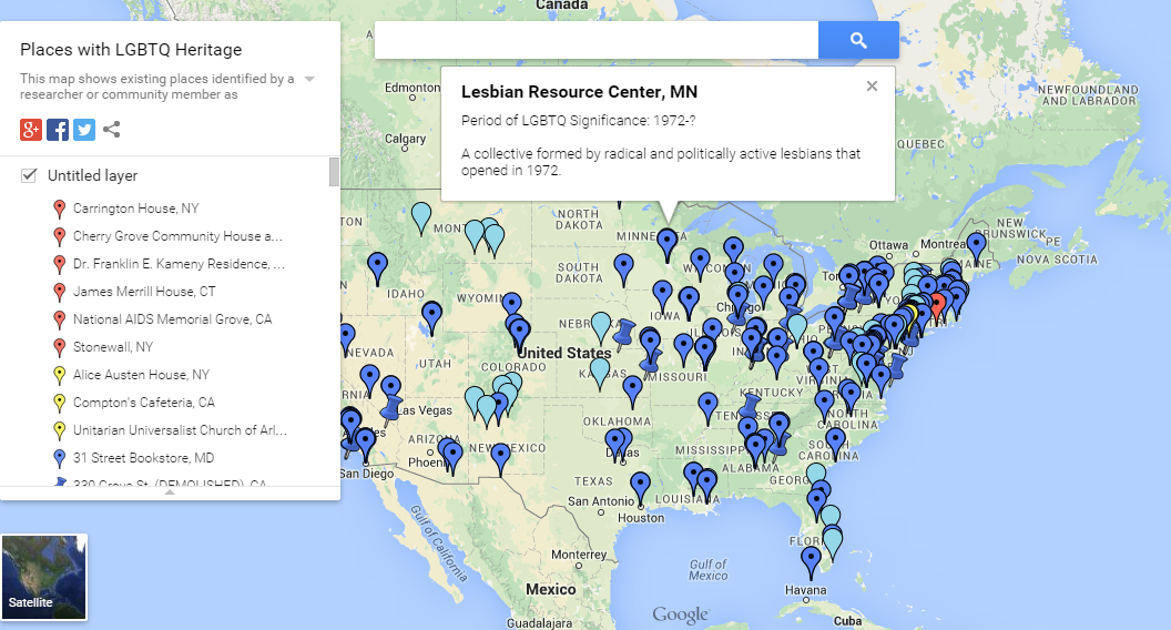 Putting Minneapolis on the LGBTQ Map |
