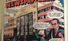 star tribune comic from building opening